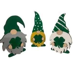 St. Patricks Day Gnome Set