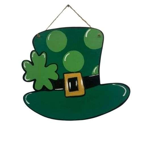 St. Patrick's Day Door Hanger