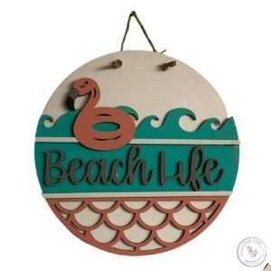 Beach Life or Pool Life Round